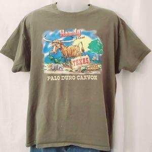 Palo Duro Canyon Hanes T-shirt